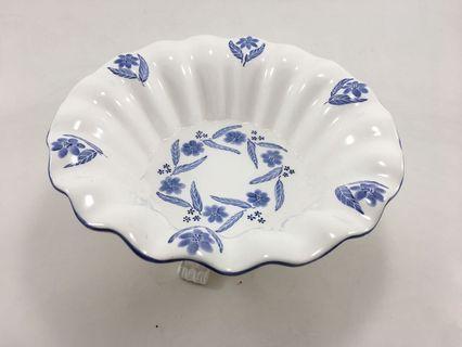 Piring Antik saji china porcelain import