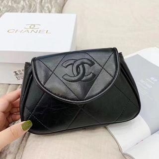 Chanel Clutch Black
