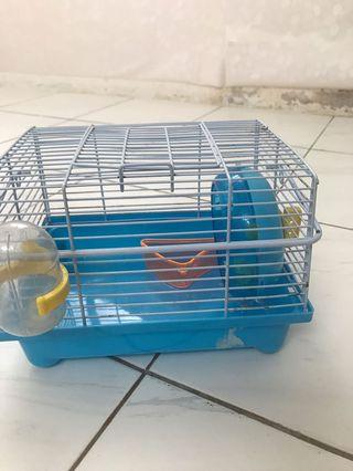 hamster small cage