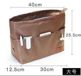 Bag Organizer (Large Longchamp/ tote bags)