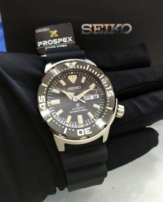 * FREE DELIVERY * JDM Brand New 100% Authentic Seiko Prospex 4th Gen Monster Automatic Men's Divers Watch SBDY035