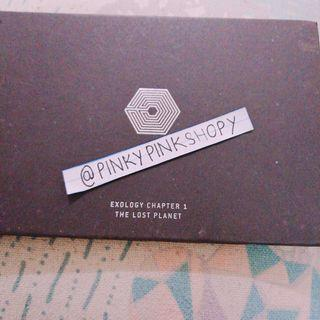 EXOLOGY CHAPTER 1 THE LOST PLANET LIVE CD