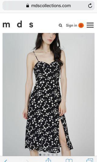MDS Nunya Slit Dress (XS/S)