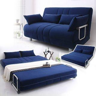 Comfortable Sofa bed/Cloth Sofa Bed/Living room sofa/Type E