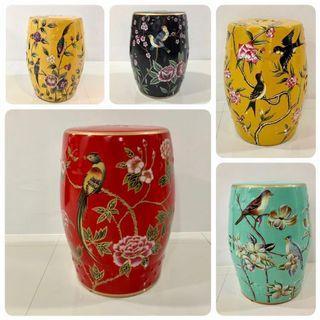 Big offer PREMIUM Porcelain Stool/Side Table