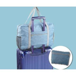 樂活旅行收納袋 行李袋 (全新)