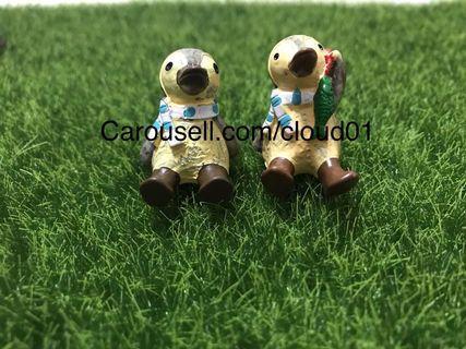 Terrarium decoration / figurine / small animals / terrarium
