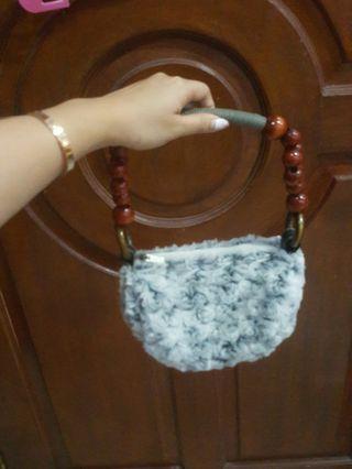 Handbag bulu