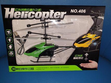 直升飛機模型 感應直升飛機充電 遙控直升機兒童玩具 耐摔手感應飛行器會飛懸浮