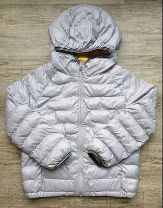 Uniqlo Kids Light Warm Padded Jacket (120)