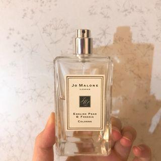 Jomalone香水 英國梨 60ml