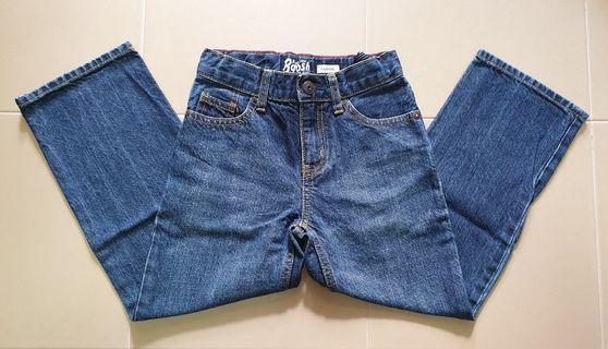 Osh Kosh B'gosh Denim Jean's (6R)