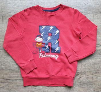 Kid's Pullover (Size 110)
