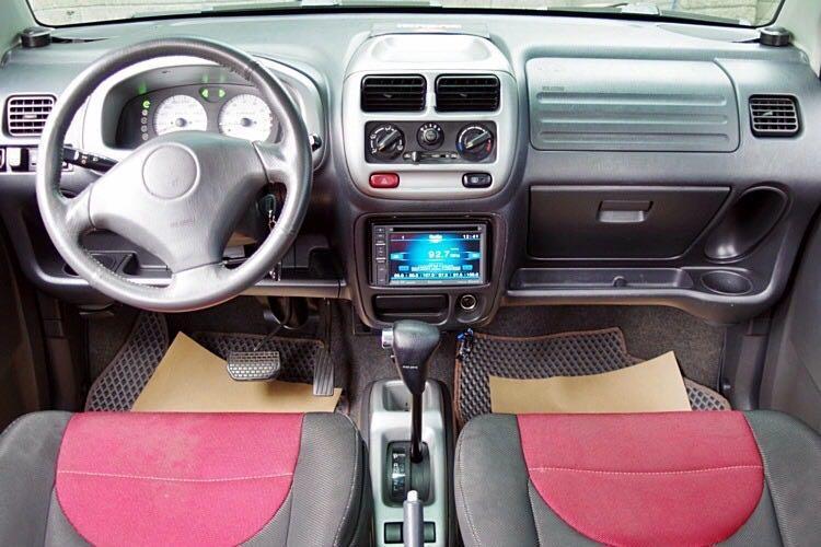 售2004年出廠 SOLIO 轎車版 基本改 耗材更新 無待修 無碰撞生鏽無事故營業 桃園大溪 0987707884小汪