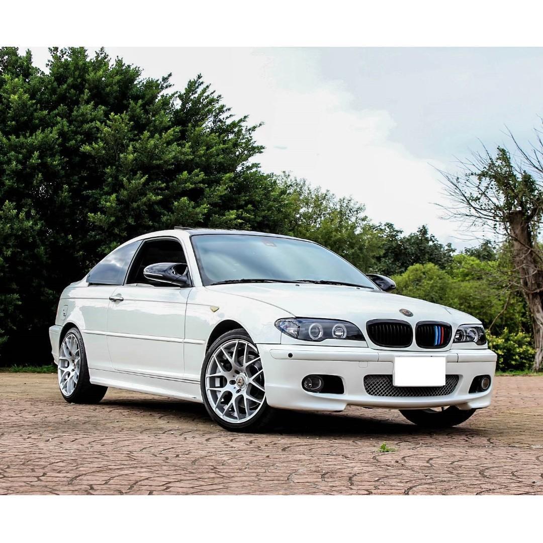 2005年BMW-330CI