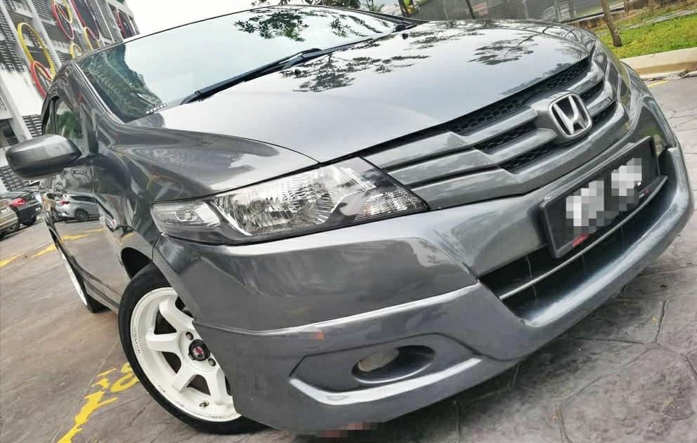 2009 Honda CITY iVtec 1.5 (A) DEP 3990 LOAN KEDAI KERETA