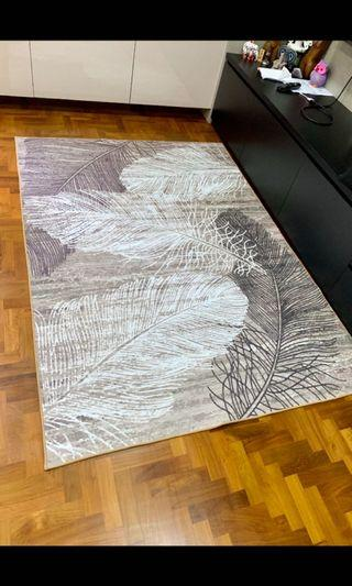 2.3m x 1.6m Beautiful Carpet