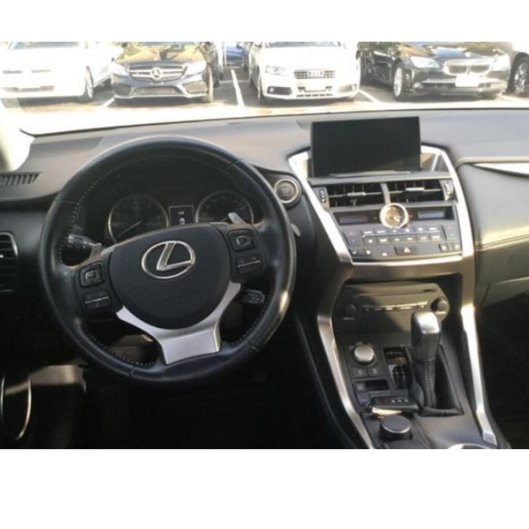 2016年LEXUS凌志 NX200T 2.0 【三萬公里超低里程保證】