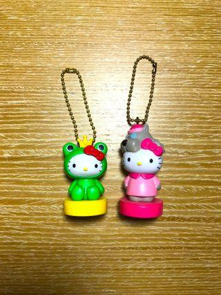 Hello Kitty 童話變裝印章