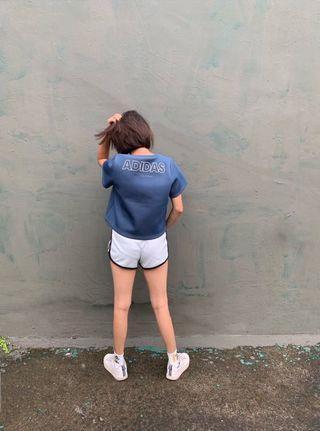 Adidas 太空棉上衣/T恤(全新)