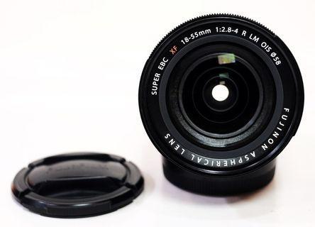Fujifilm XF 18-55mm F2.8-4 R LM OIS Black Good Conditionn