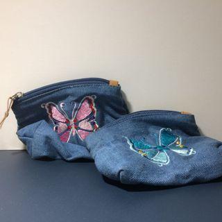 蝴蝶🦋牛仔包