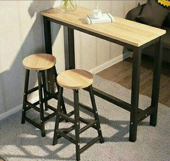 PO FREE DELIVERY High Table Chair Set
