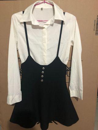 兩件式洋裝
