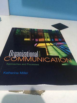 Organizational communication kath miller