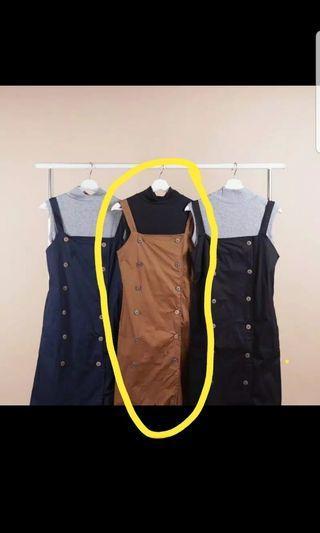 Midi dress +inner