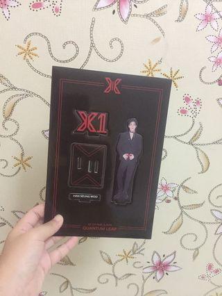 [WTS🇲🇾] X1 HAN SEUNGWOO STANDEE QL VER