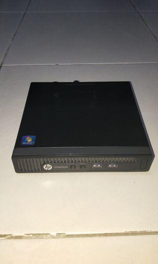HP EliteDesk 705 G1 Desktop Mini PC