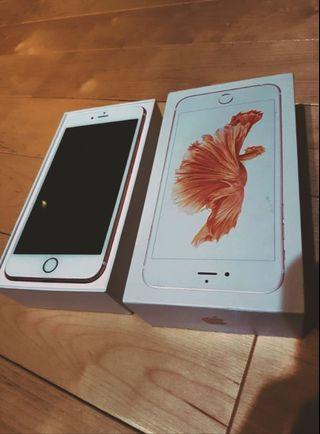  iPhone 6s Plus 128 GB (Rose Gold) 