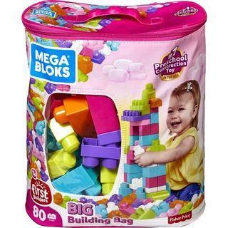 Mega Blocks 80pcs