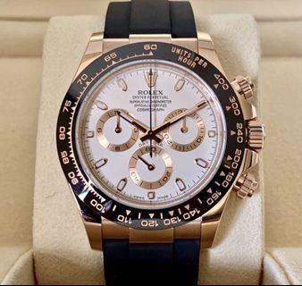 Rolex Daytona 116515LN Ivory