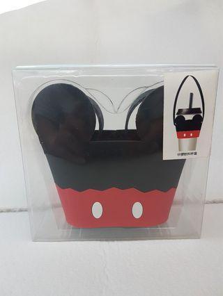 迪士尼矽膠飲料杯套-米奇