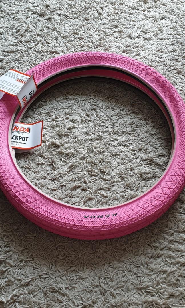 ♻️ BMX Colour Tyre - 20 inch