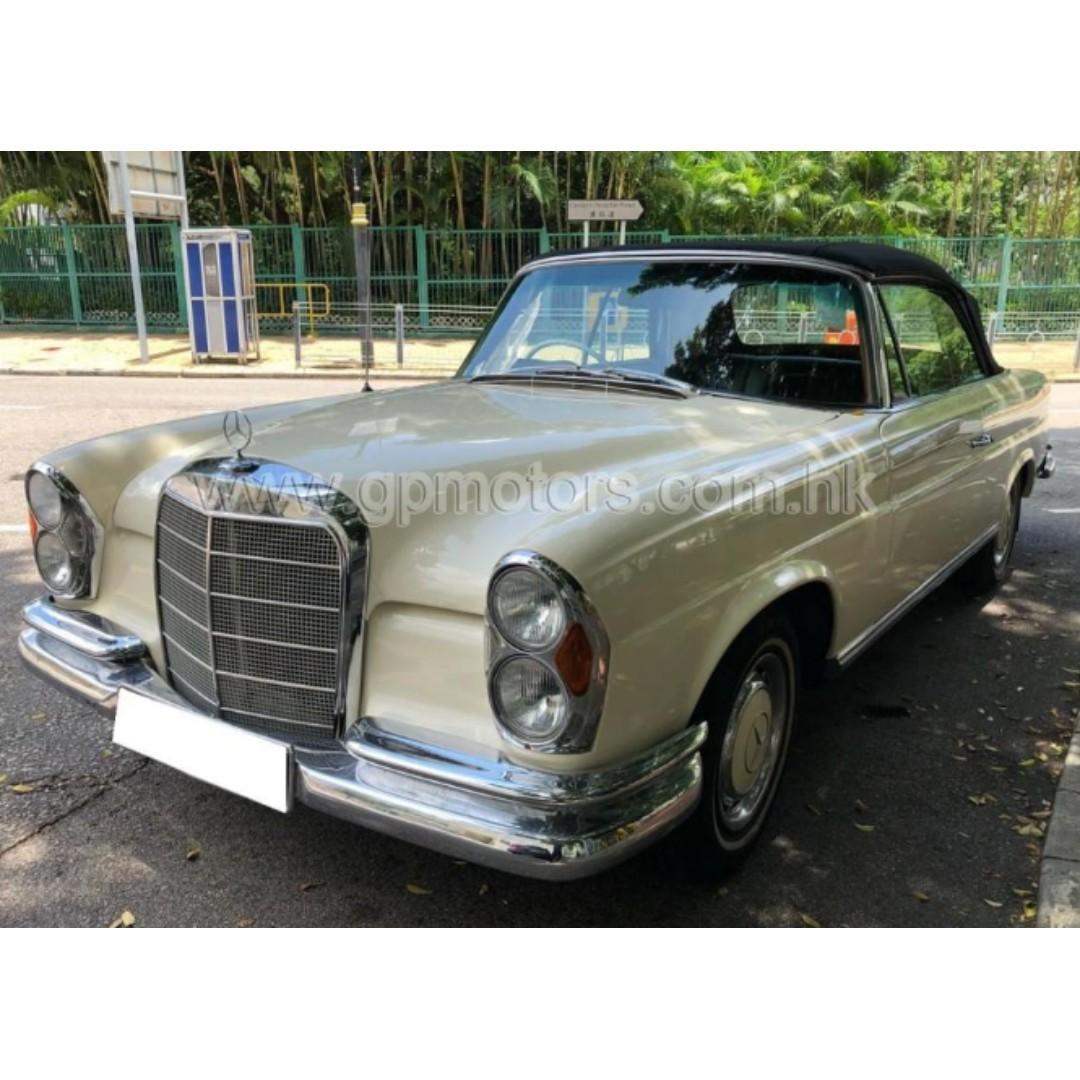 Mercedes-Benz 280SE Cab (Code 3799)
