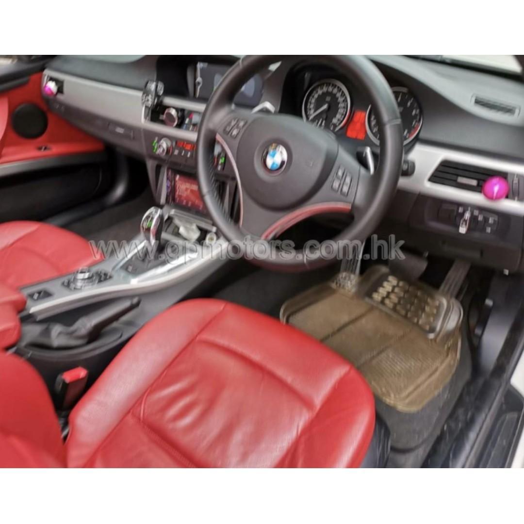 BMW 335 Cab (Code 3798)