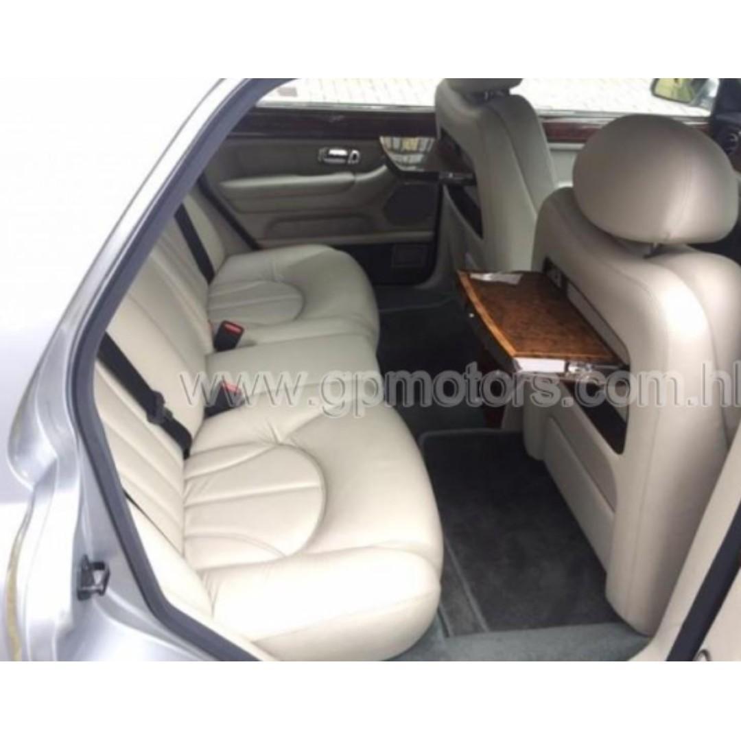(價錢面議)Rolls Royce Silver Seraph (Code 3797)