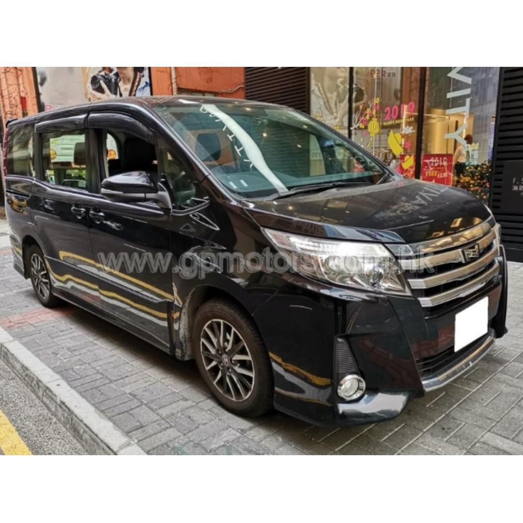 Toyota NOAH Deluxe (Code 3791)