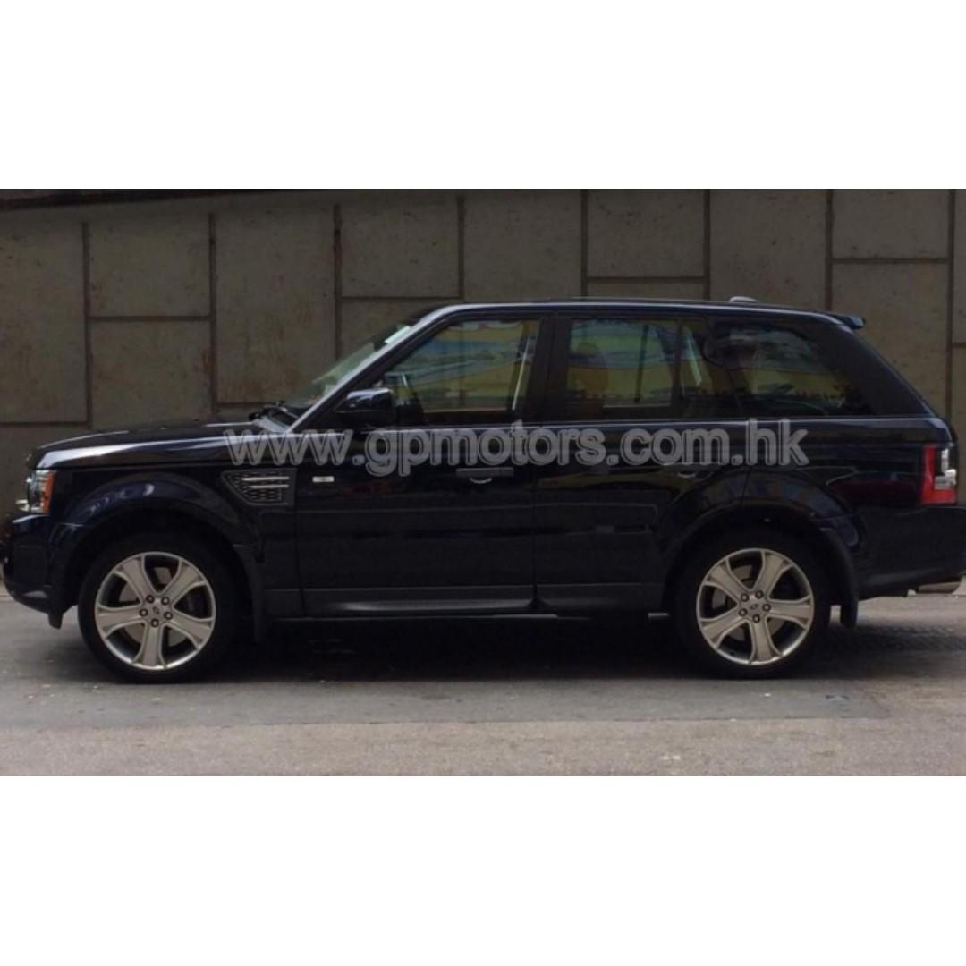 Land Rover Range Rover 5.0 S/C (Code 3786)
