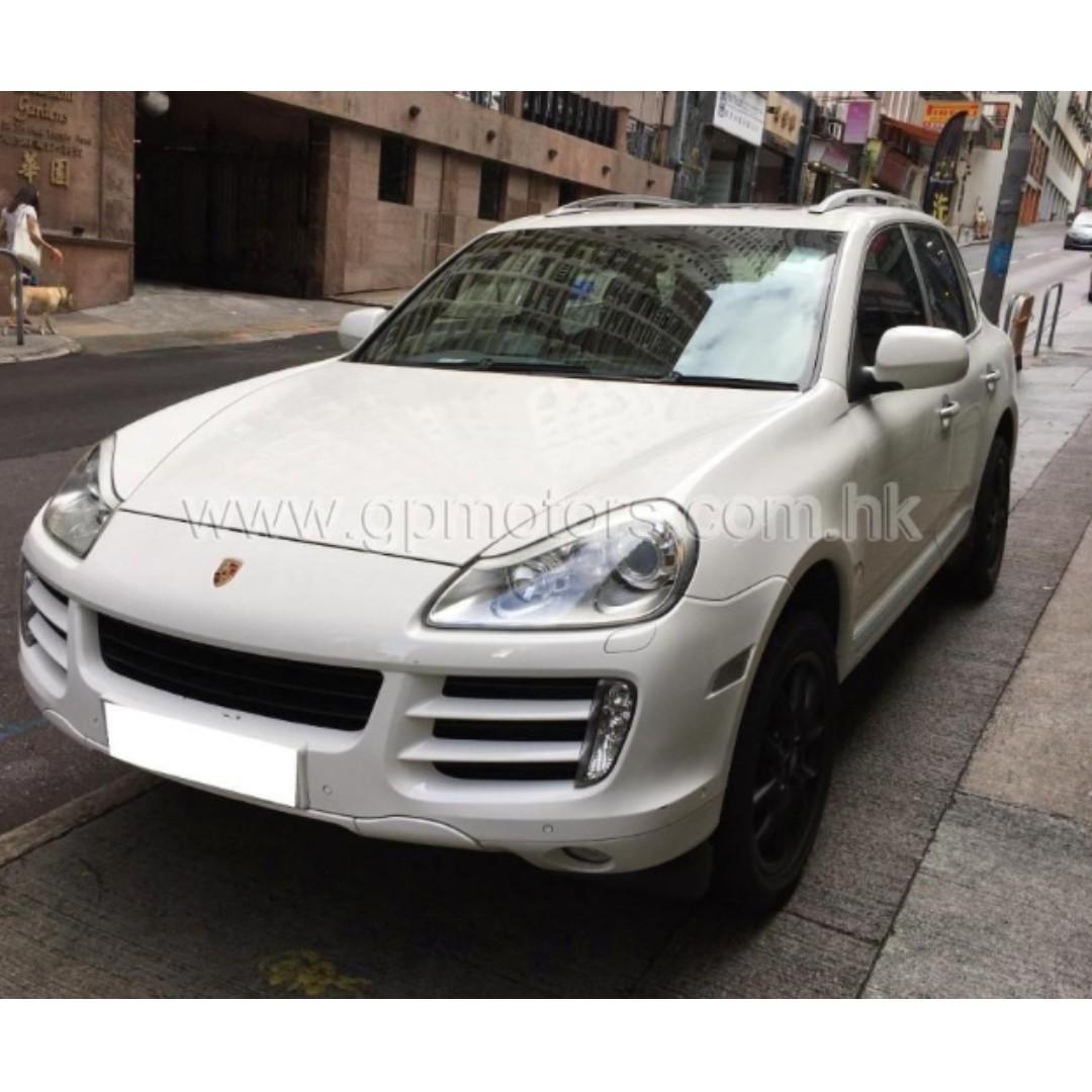 Porsche Cayenne S (Code 3785)