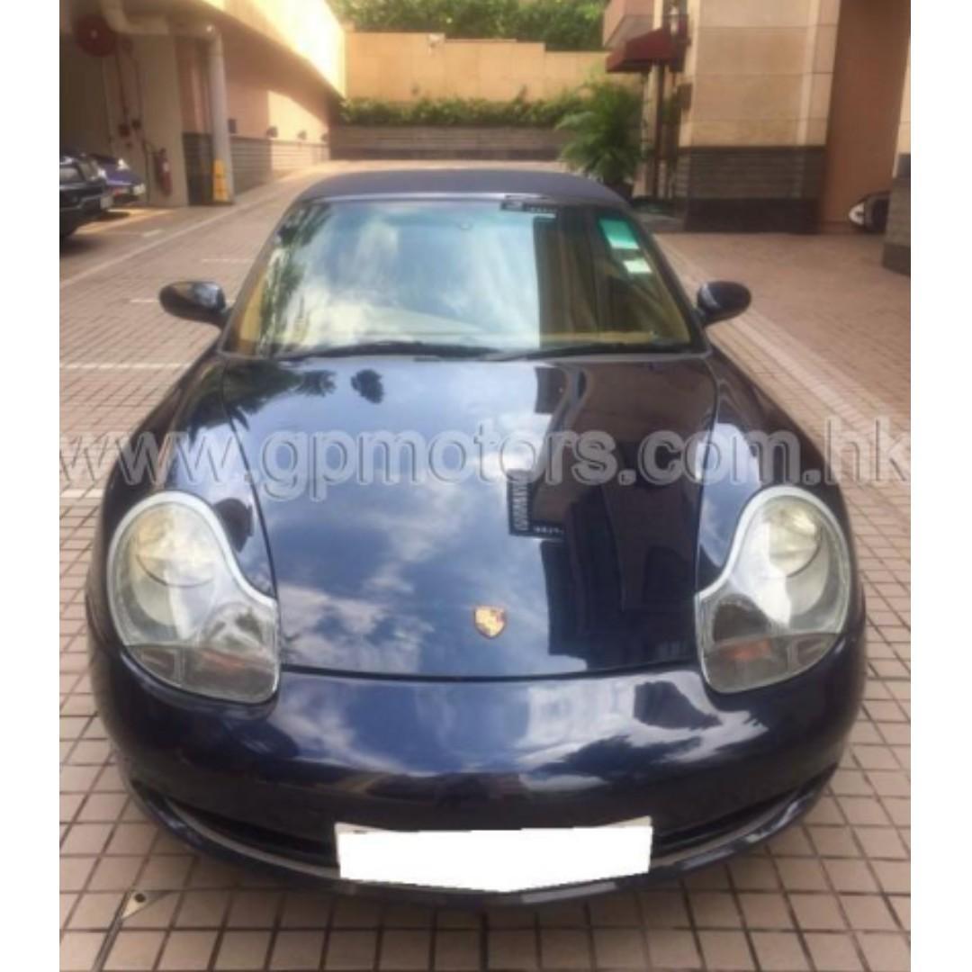 Porsche 996 CAB (Code 3783)