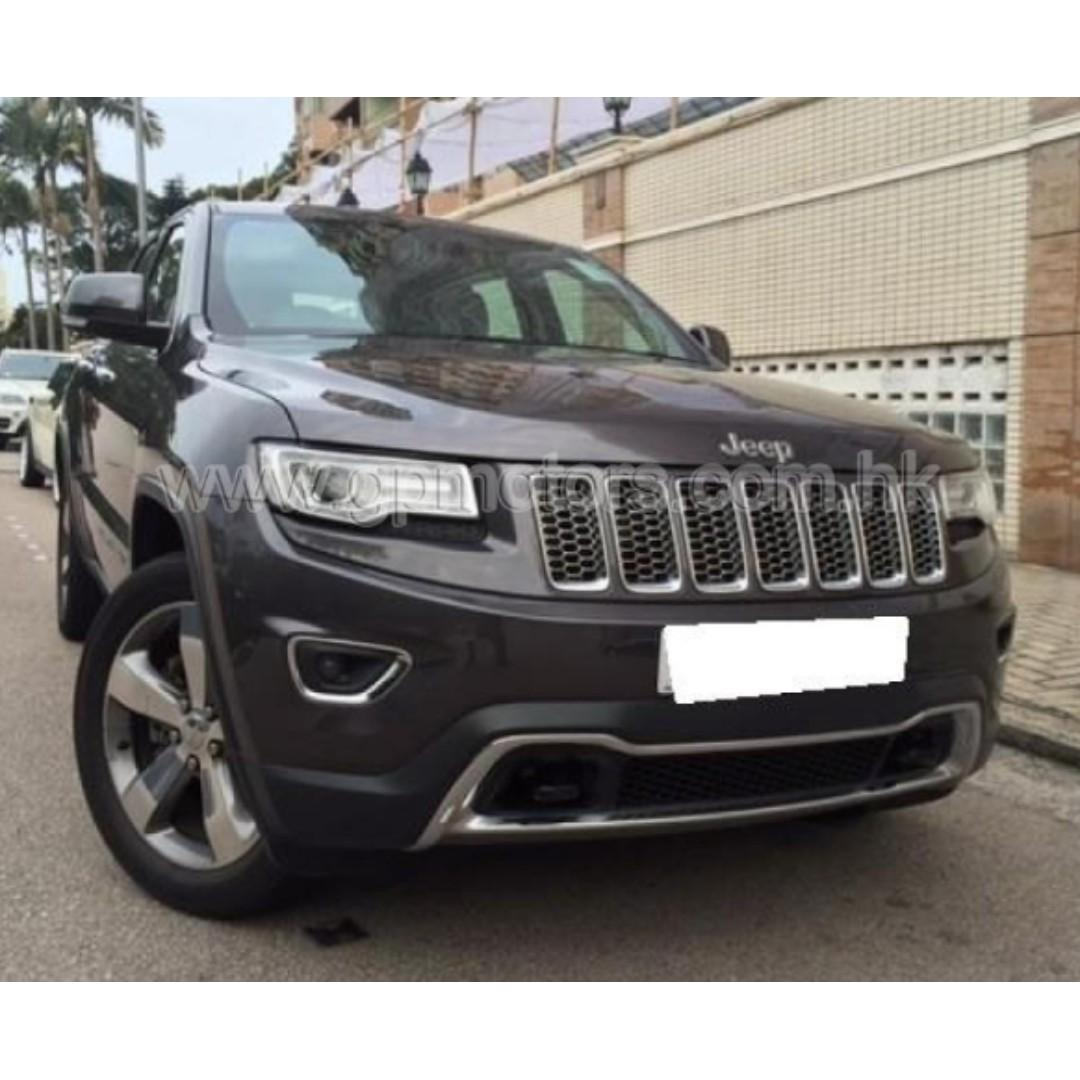 Jeep GRAND CHEROKEE LIMITED (Code 3781)