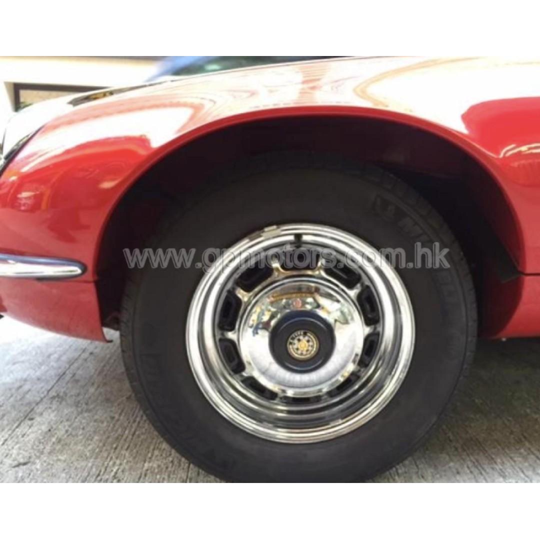 (價錢面議)Jaguar E-type V12 Cab (Code 3777)