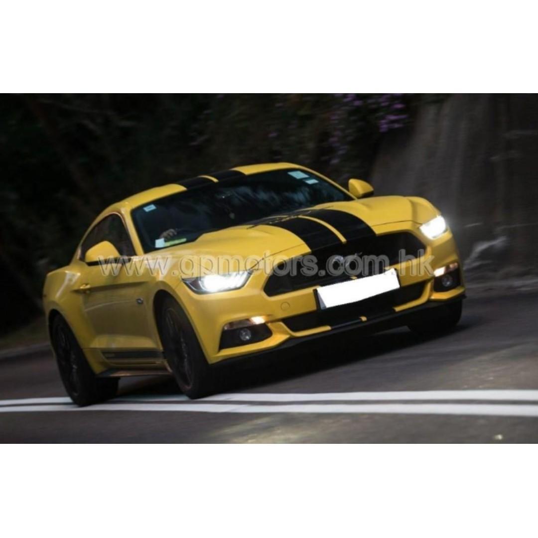 Mustang Mustang (Code 3774)