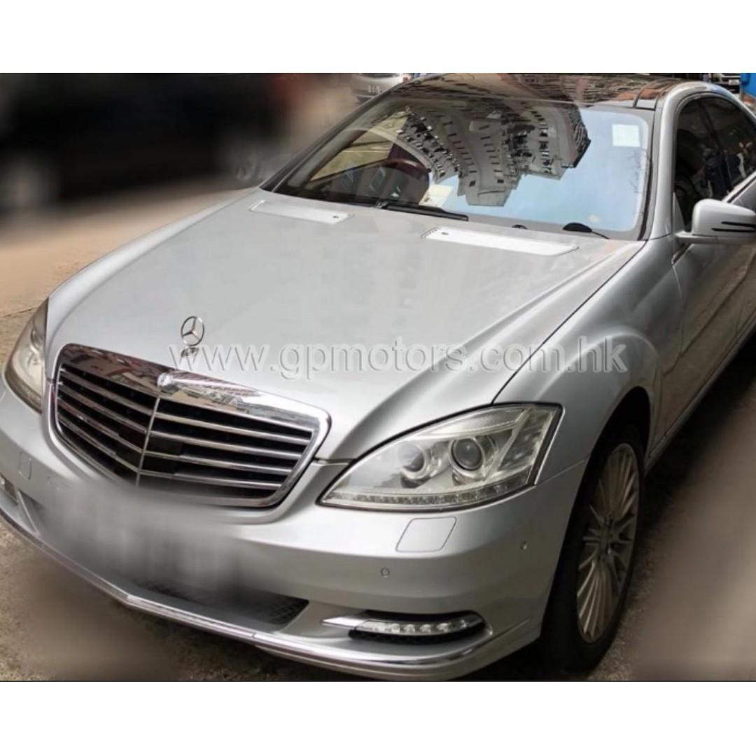 (價錢面議)Mercedes-Benz s500 (Code 3773)