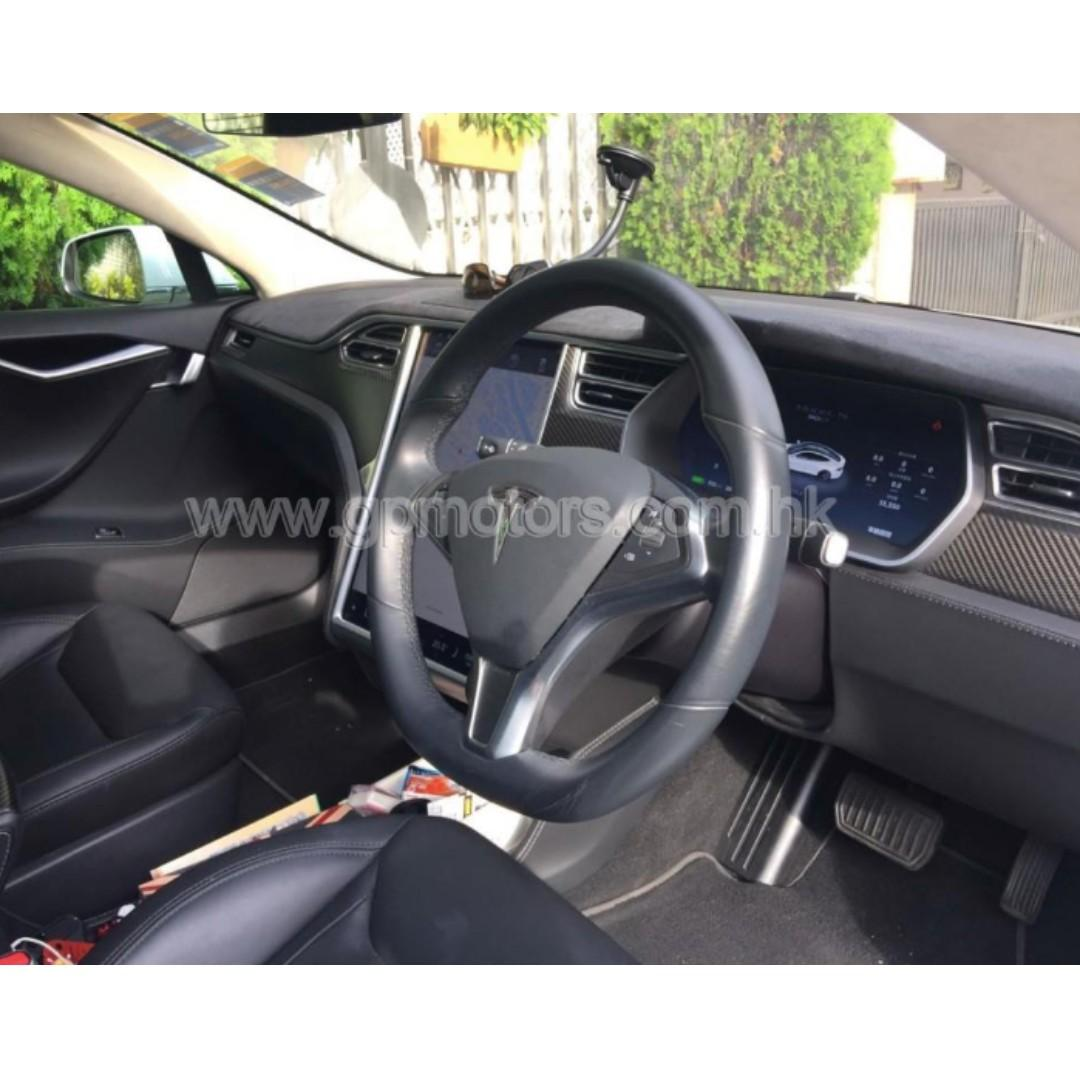 (價錢面議)Tesla 90D (Code 3772)