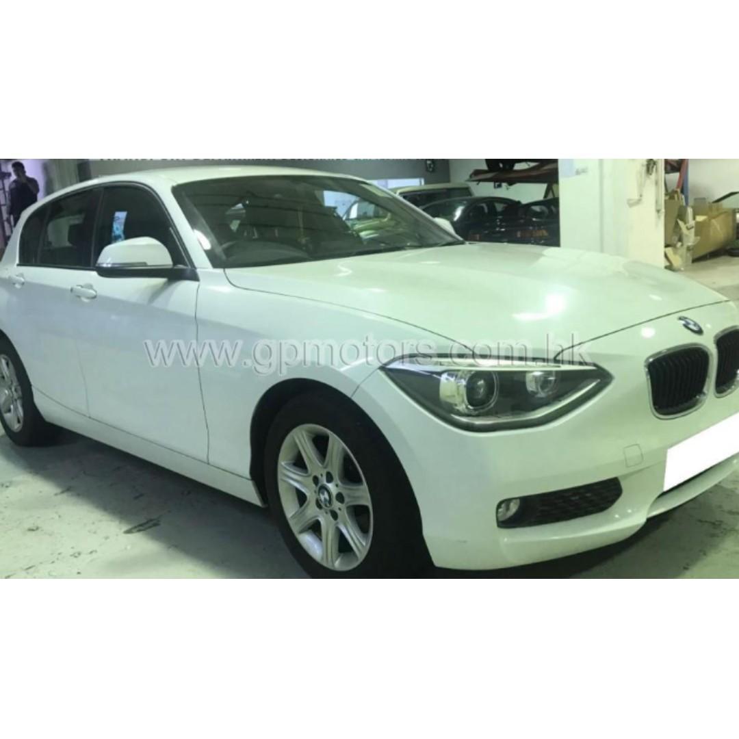 BMW 116i (Code 3766)